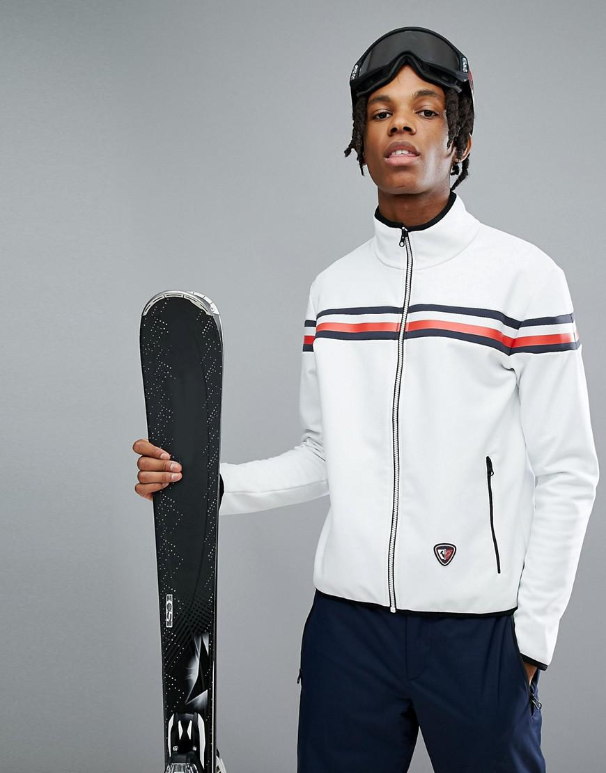 a2d5b01cb Tommy Hilfiger X Rossignol Russel Soft Shell Jacket In White in ...