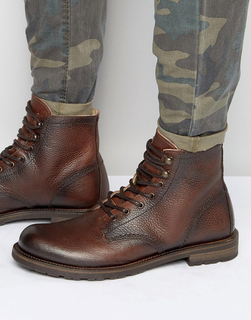 Sale Discount Reliable Mens Worker Ankle Boots Shoe The Bear Cheap Top Quality xUfkLjywn