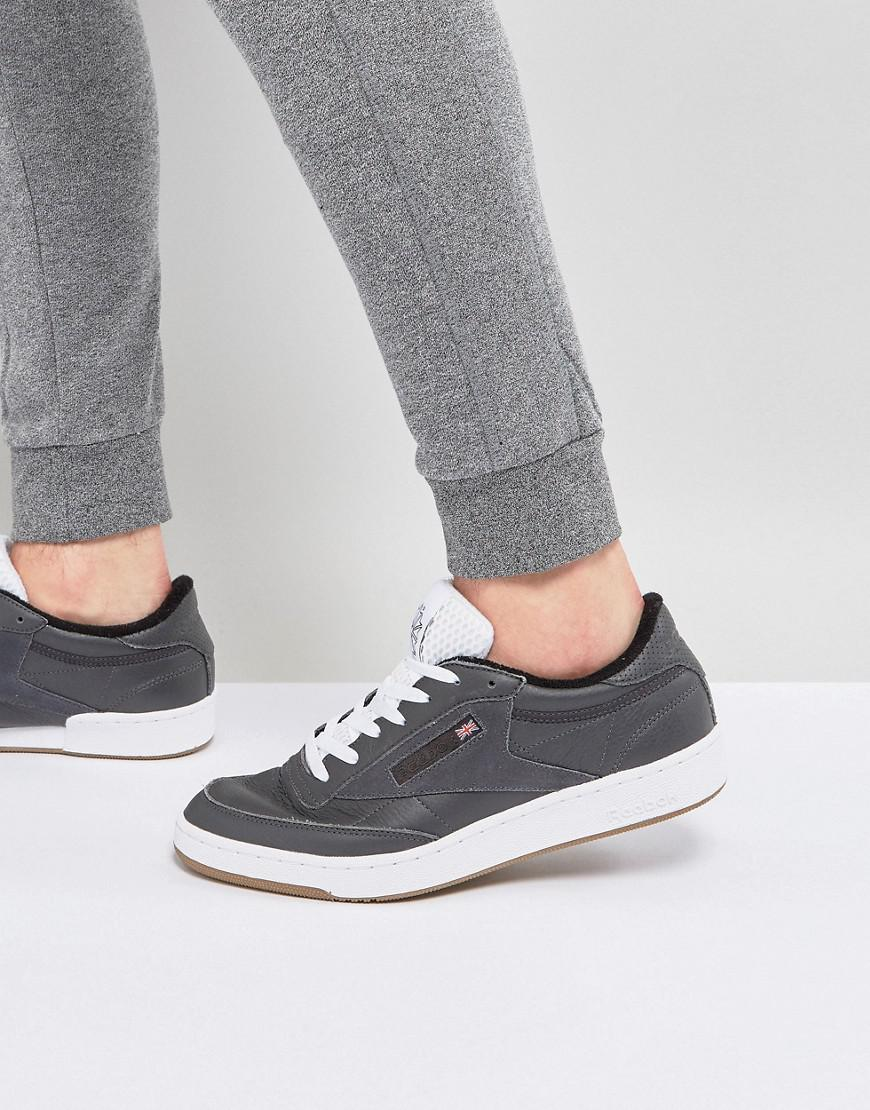 Free Shipping Pre Order Club C 85 Essential Trainers In Black CM8795 - Black Reebok Free Shipping Low Price Fee Shipping Official Online Ebay For Sale Zs7sctEwU