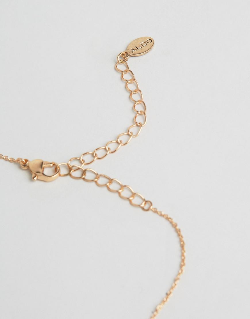 Aldo ibiwen choker in black lyst for Hayden taylor designs jewelry