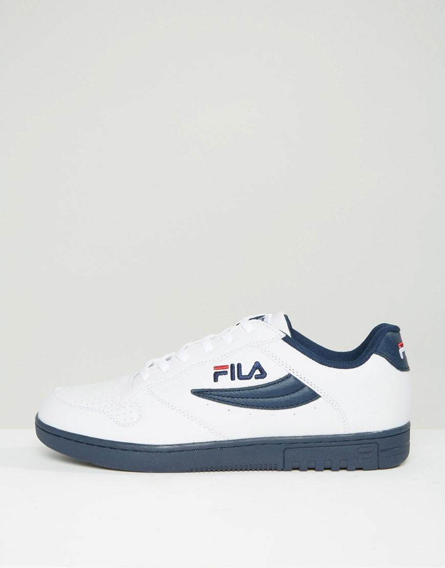 9960a4aef6 Lyst - Fila Fx-100 Low Trainers in White for Men