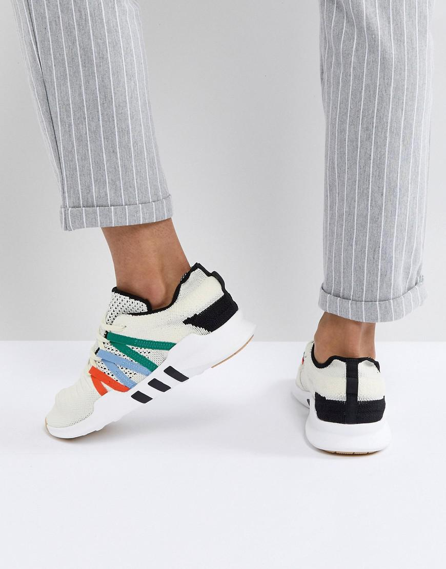 info for 22bf8 e07a9 Eqt Originals en Trainers White Off Lyst Racing Adidas Adv d5qxdw