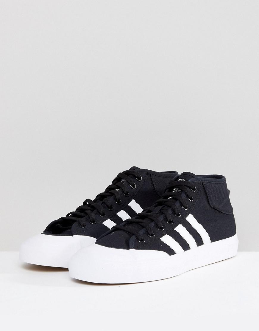 adidas Skateboarding 3MC Trainers In Black B22708