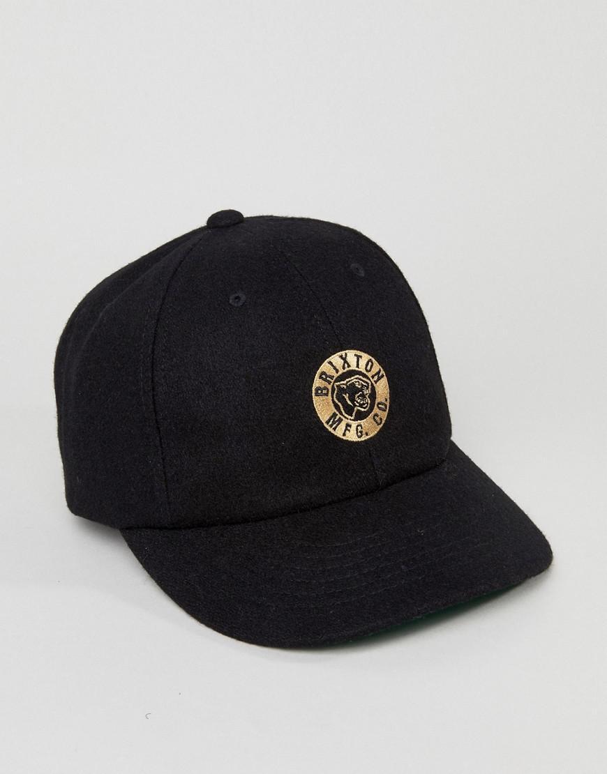 Casquillo Del Snapback Prowler Con El Logotipo - Negro Brixton SpLsXCg
