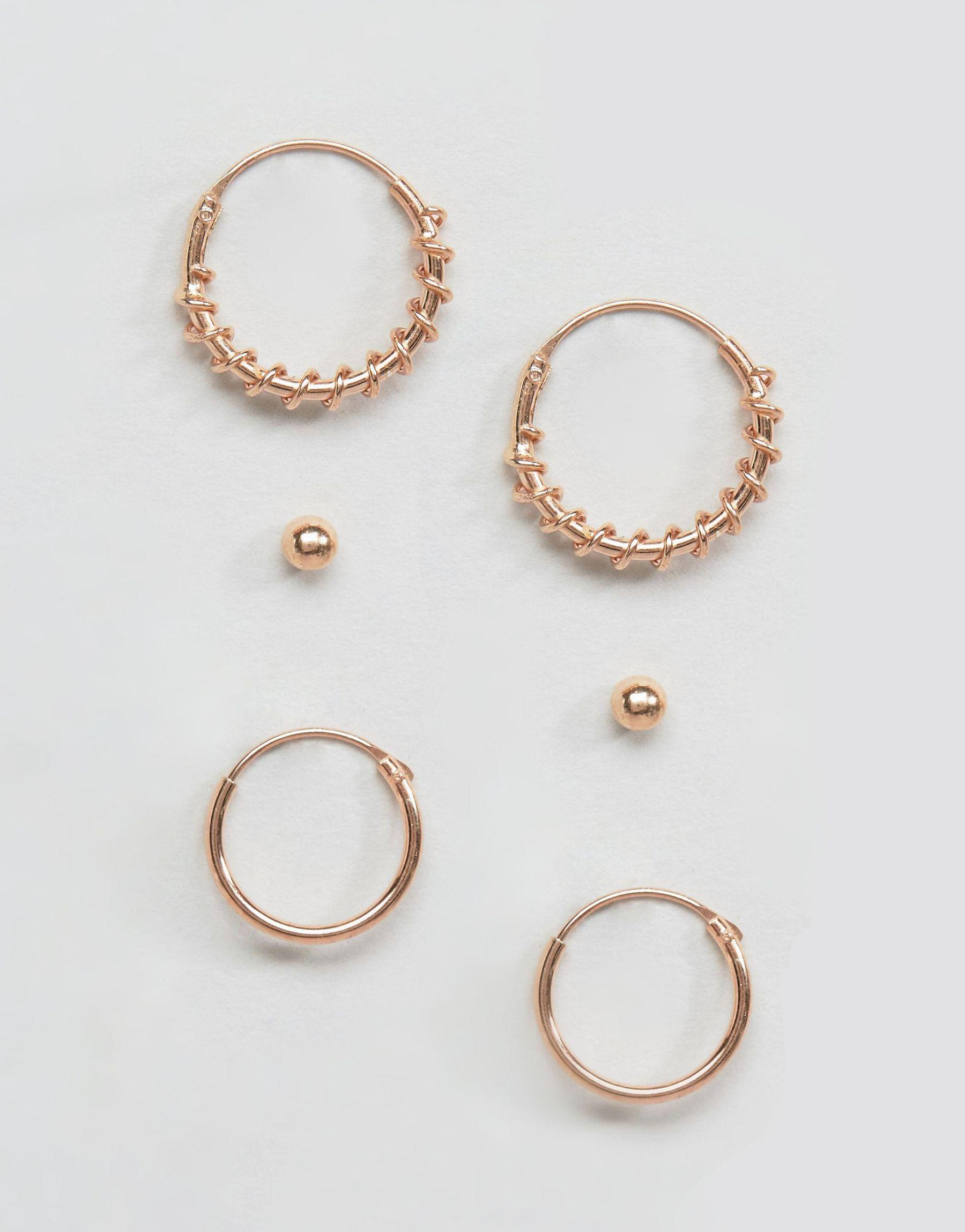 kingsley gold plated ear pack lyst