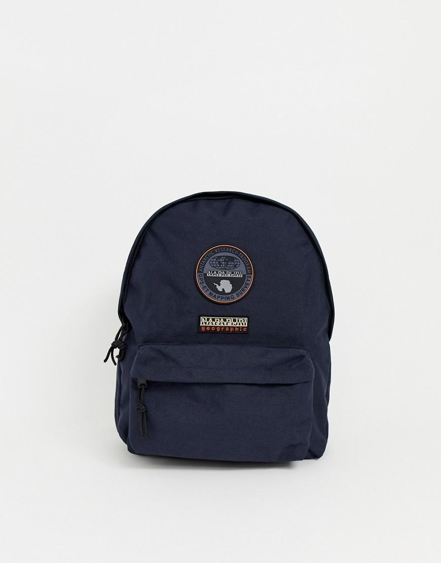 Lyst - Napapijri Voyage Rucksack In Navy in Blue for Men