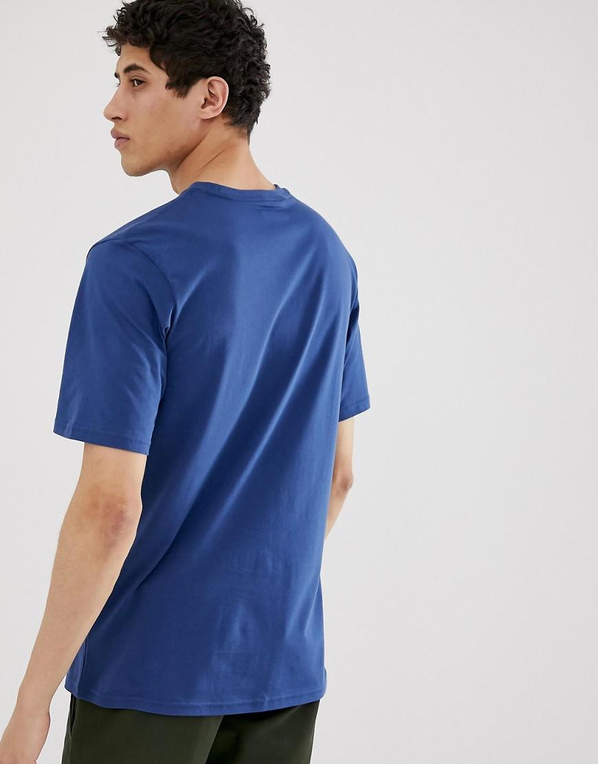 10cadd59 Columbia Csc Basic Logo T-shirt In Blue in Blue for Men - Lyst