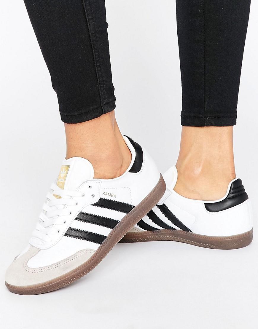 womens adidas samba trainers