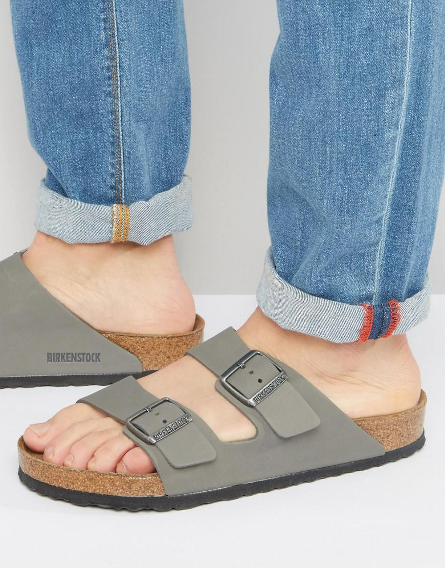 Birkenstock S Arizona Nubuck Sandals