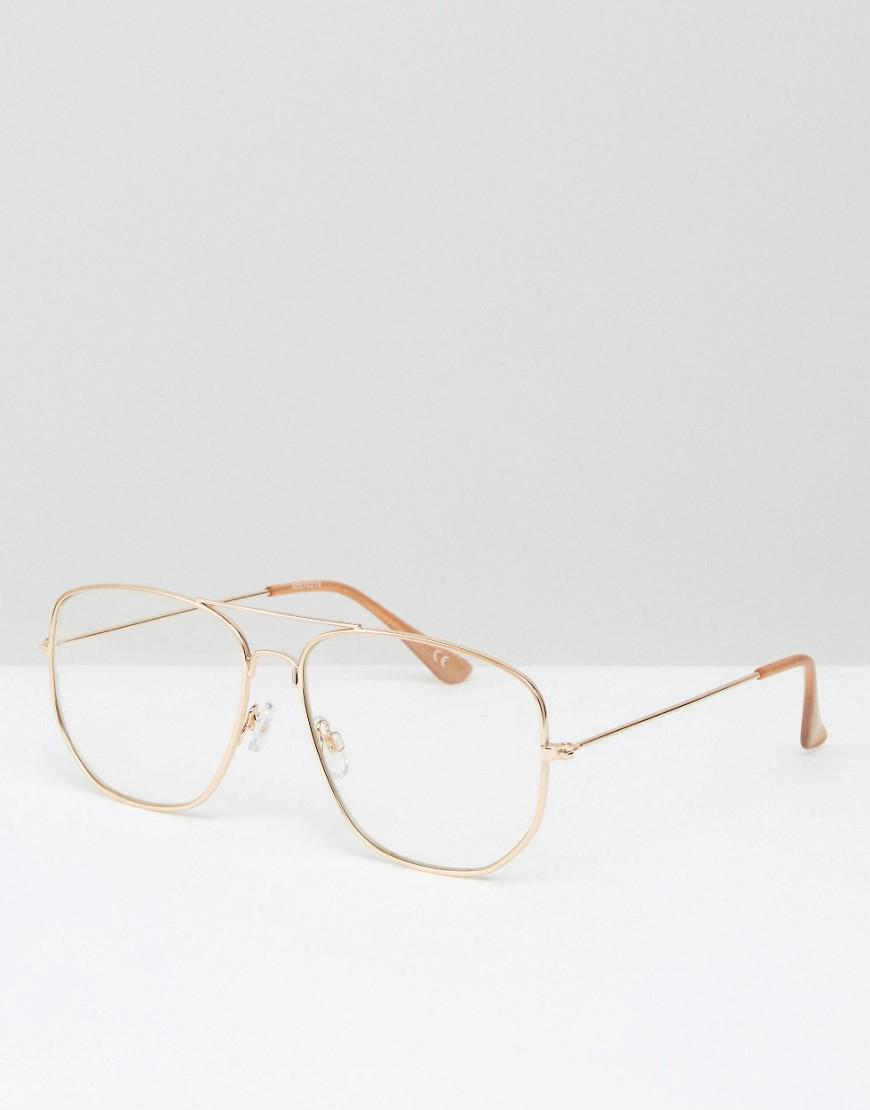 720354d6890 Aviator Glasses Clear Lens « Heritage Malta
