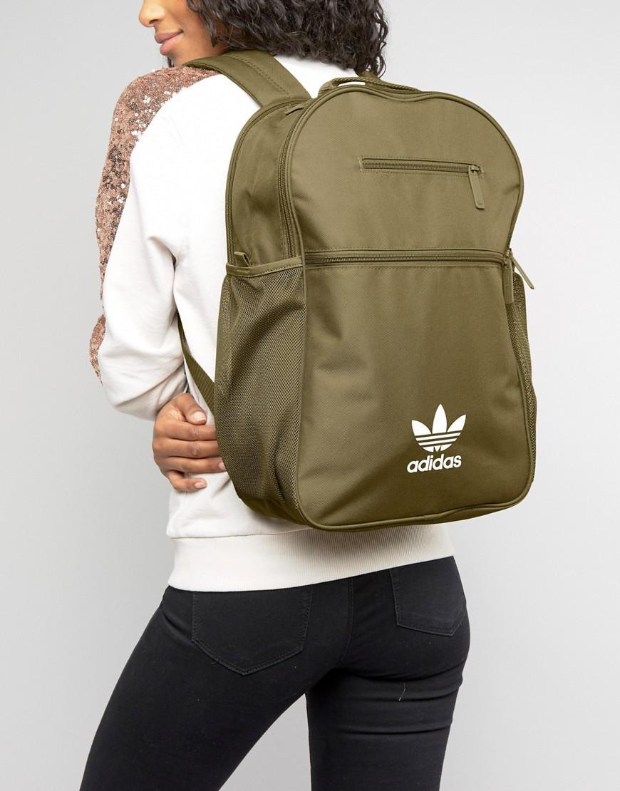 adidas originals trefoil rucksack