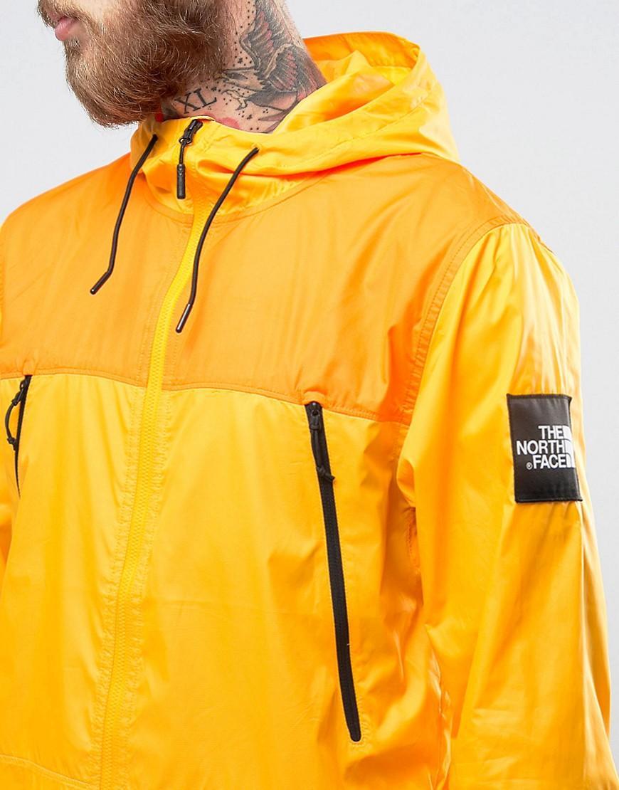 0370ffaedc25 ... greece black lyst the north face 1990 mountain jacket 2 tone in orange  in orange for