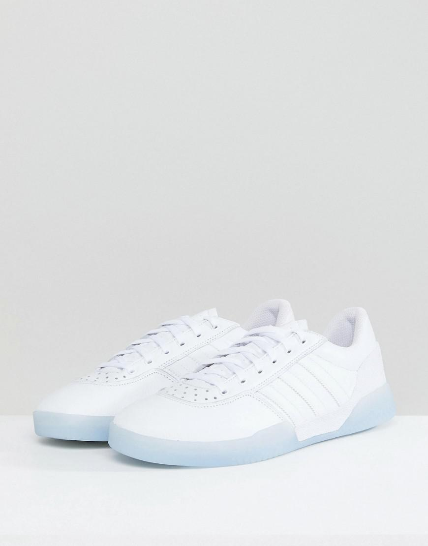 6810b8ba8f8fe5 Lyst - adidas Originals City Cup Trainers In White Cg5635 in White ...