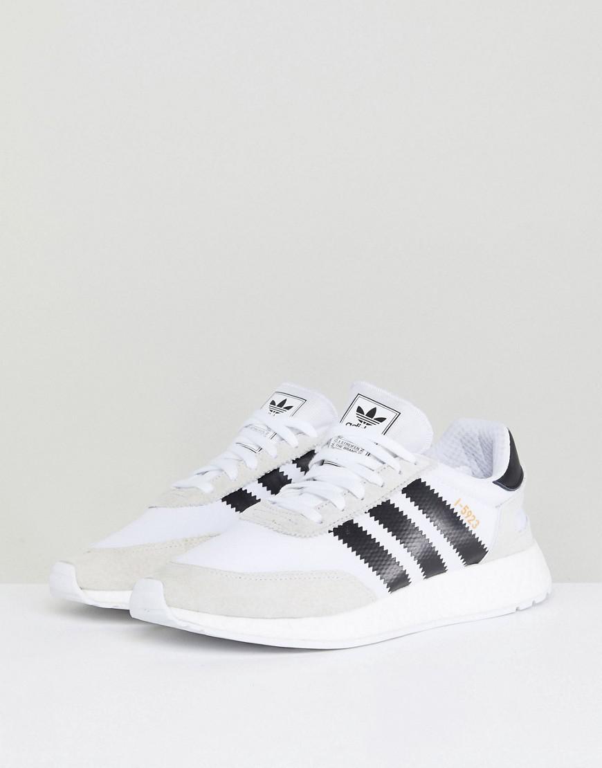 timeless design 67995 3469e adidas Originals I-5923 Runner Boost Sneakers In White Cq2489 in White for  Men - Lyst