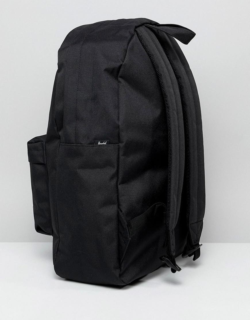 6ca2953ee1b Herschel Supply Co. 21l Classic Backpack in Black for Men - Lyst