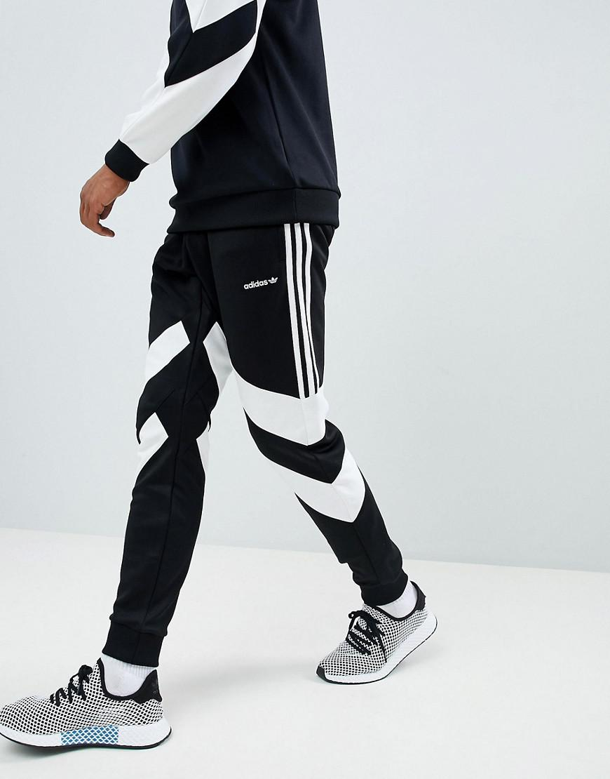e020940e5 adidas Originals Palmerston Joggers In Black Dj3457 in Black for Men ...