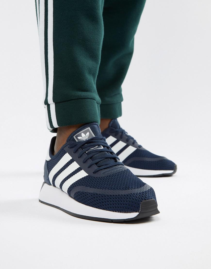 timeless design 2b442 ea8ce adidas Originals N-5923 Trainers In Navy B37959 in Blue for Men - Lyst