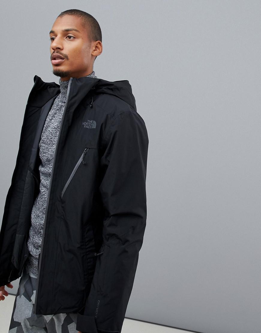 Lyst - The North Face Descendit Ski Jacket In Black in Black for Men d281c2ed3