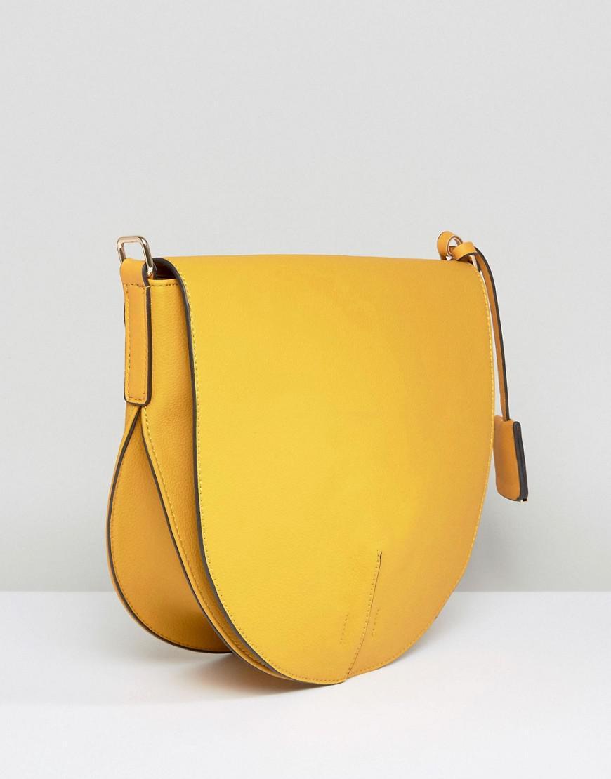 Tan Cross Body Bag With Hardware & Eyelet Detail - Tan Glamorous QiSexUJ3fL