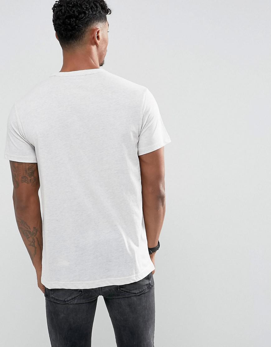 lyst g star raw wyllis t shirt in white for men. Black Bedroom Furniture Sets. Home Design Ideas