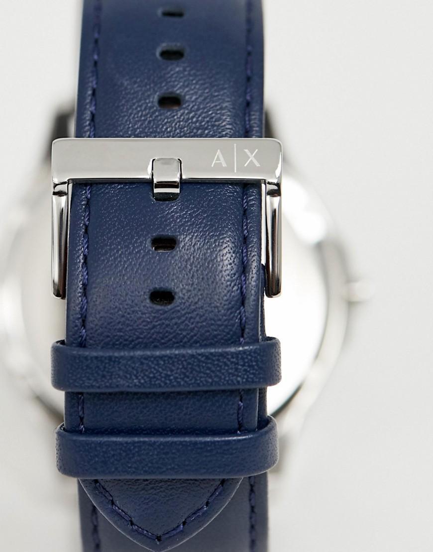 ab02f900a300 Armani Exchange - Blue Reloj para hombre en azul marino AX2406 de for Men -  Lyst. Ver en pantalla completa