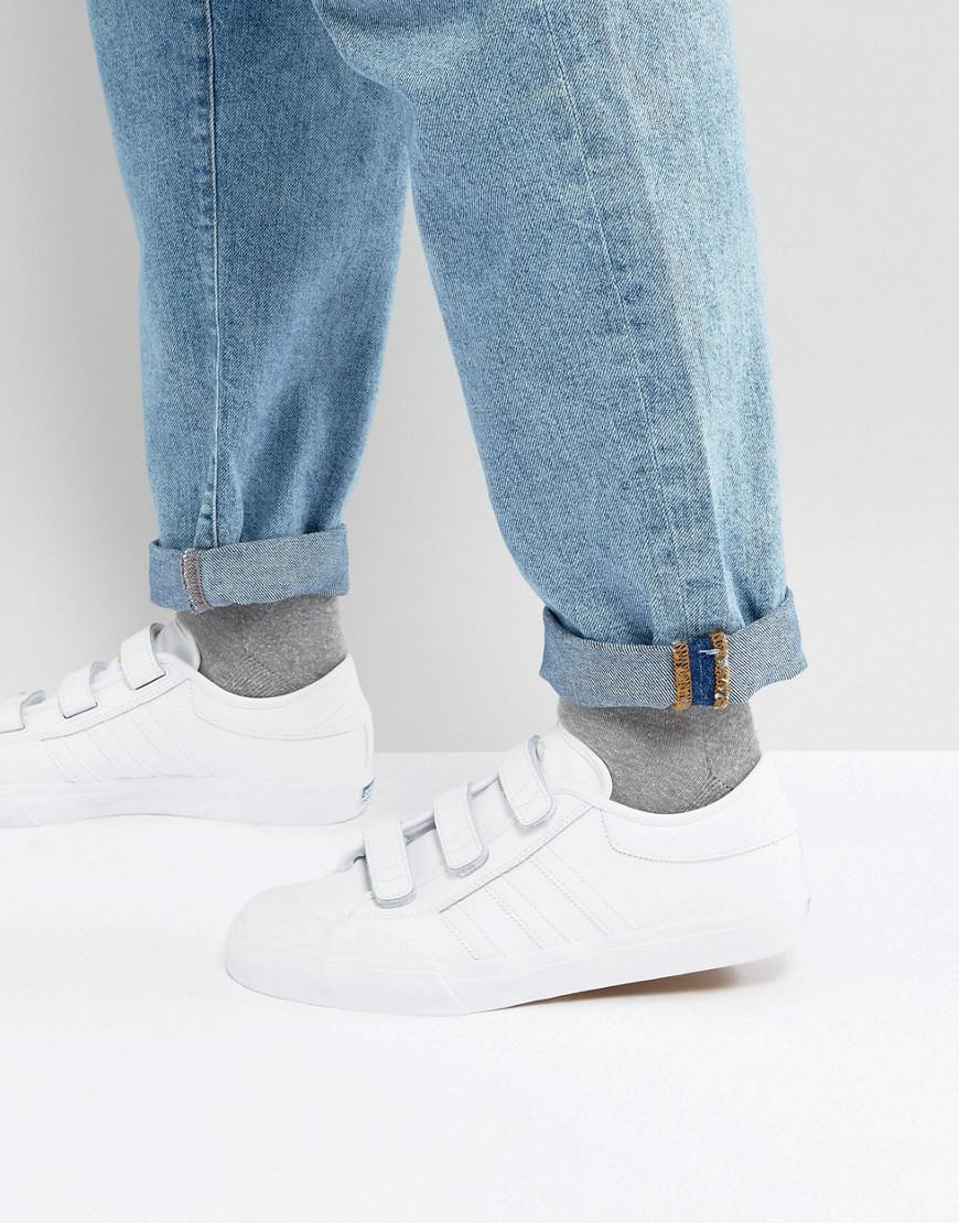 Lyst adidas originali matchcourt di formatori in bianco cg4510 in