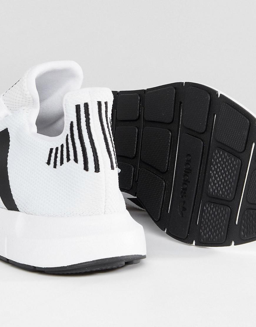 Lyst adidas Originals Swift Run zapatillas en color gris cq2116 en gris