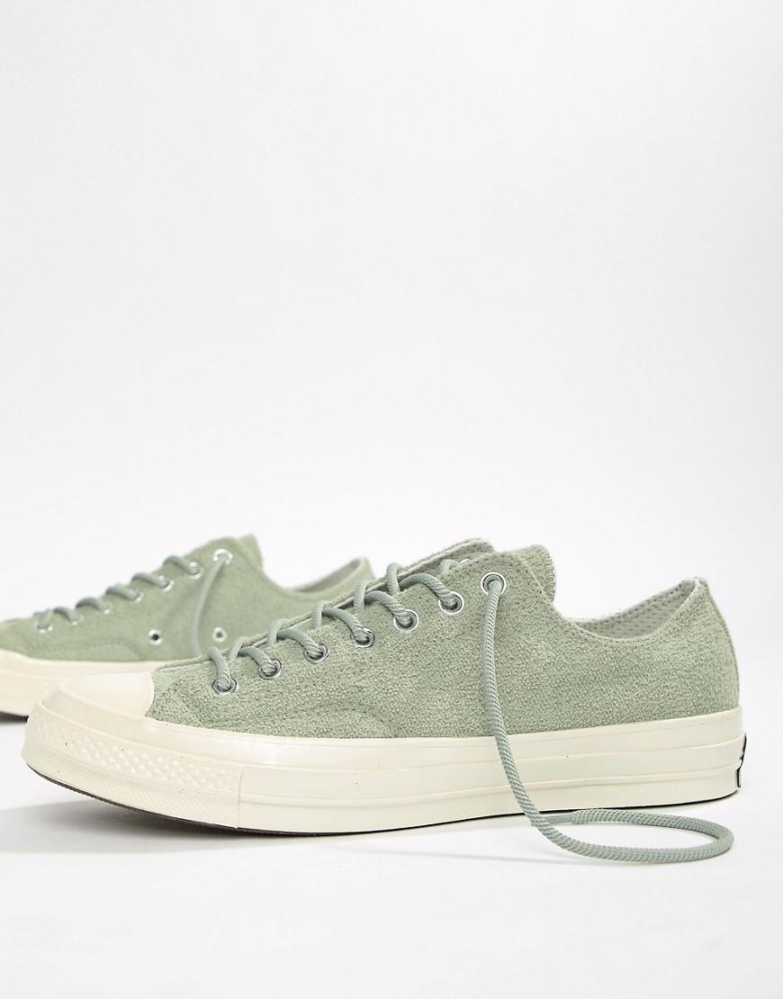 Converse Chuck Taylor All Star  70 Ox Plimsolls In Green 159661c in ... 06d475cd1