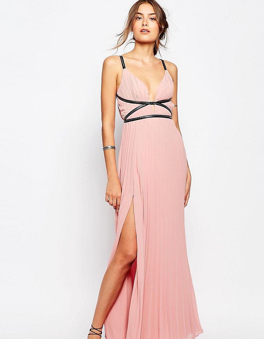Dorable Grecian Cocktail Dress Embellecimiento - Ideas de los ...