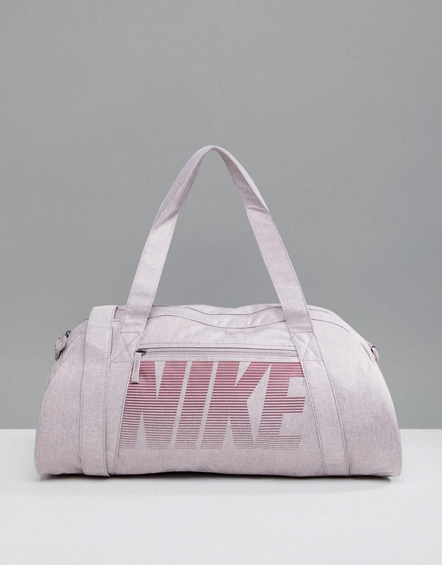 Nike Nike Gym Club Training Duffel Bag In Pale Pink In