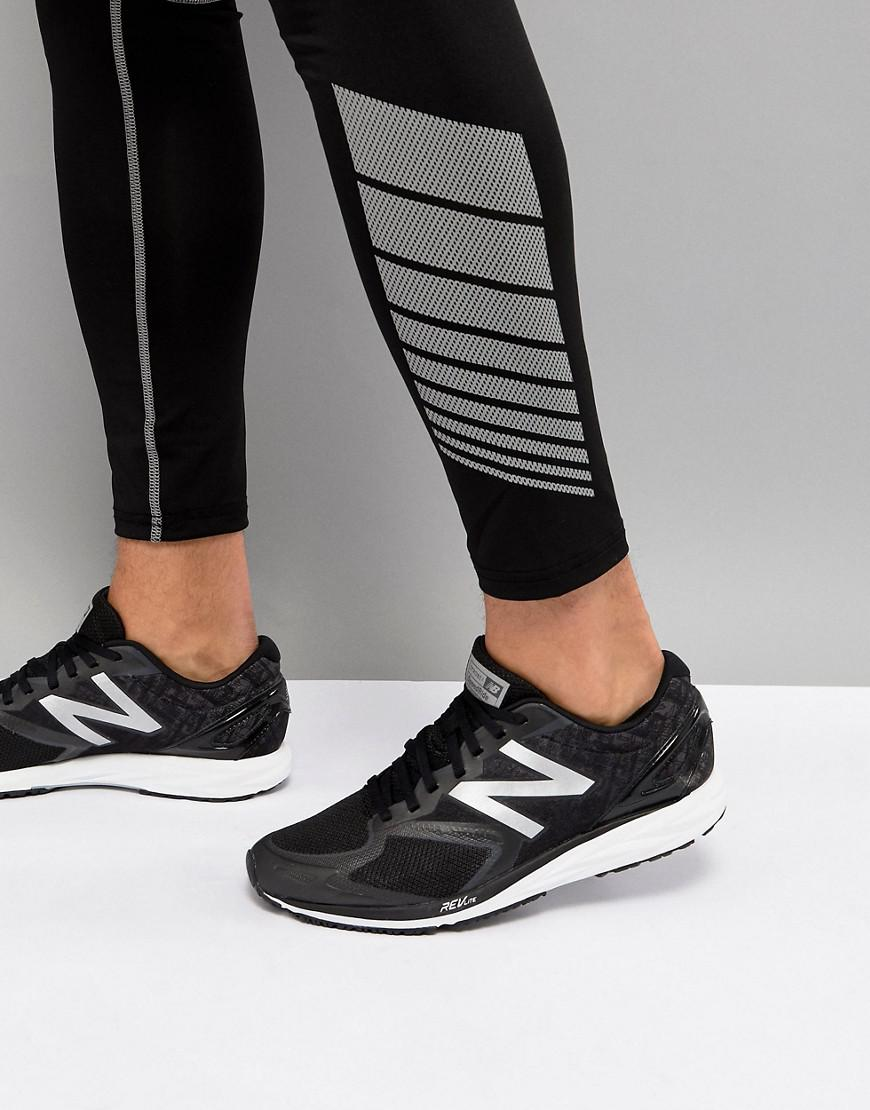 00a2f62e210f New Balance Running Strobe Trainers In Black Mstrolb2 in Black for ...