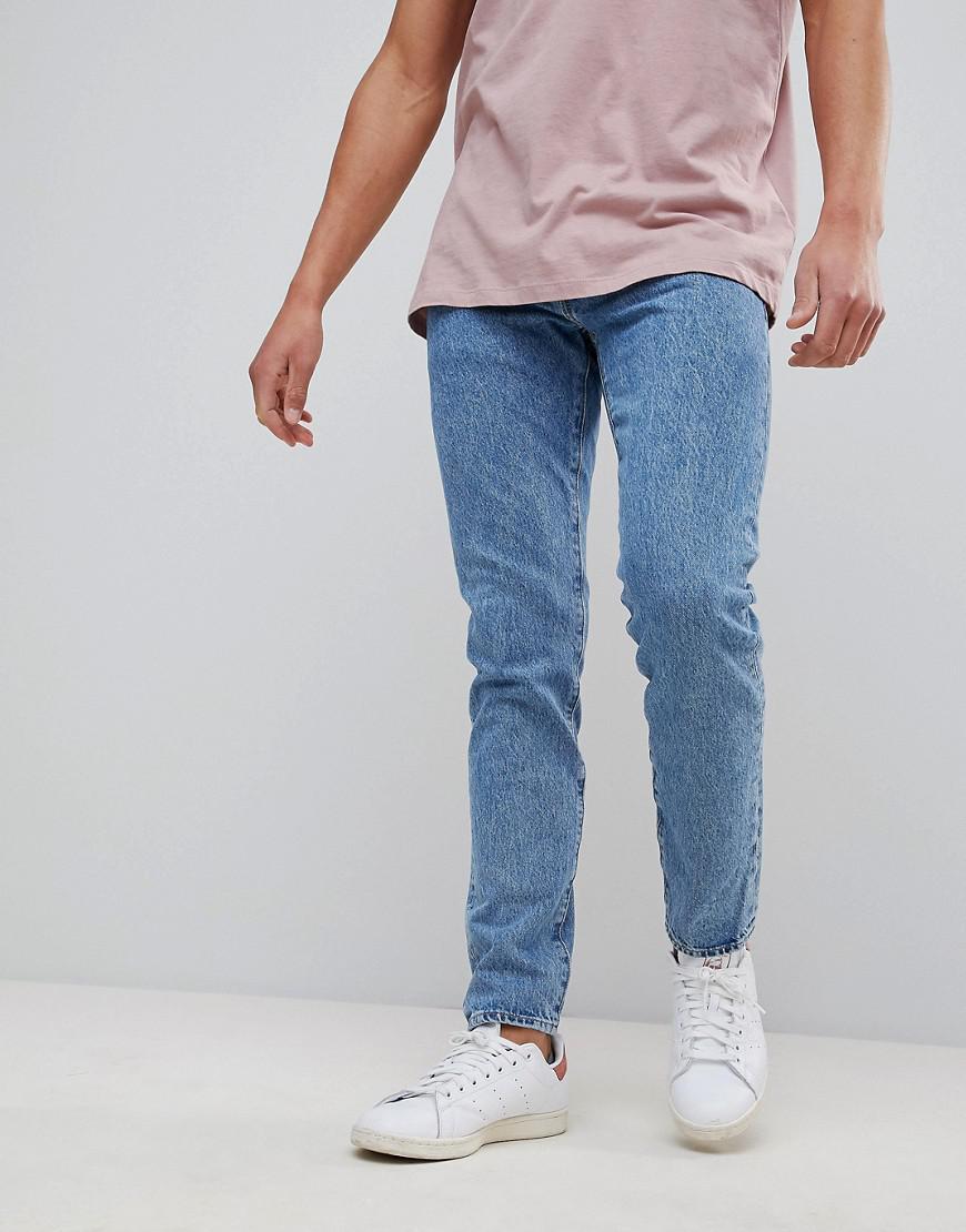 Favorite Lyst - Levi'S Levi's 512 Skinny Jeans Stone Poppy in Blue for Men OM84