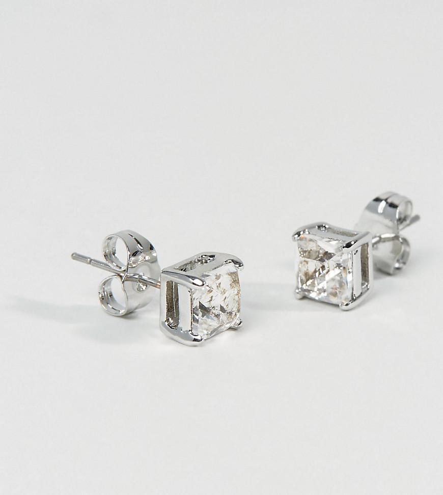 Simons Crystal cubic earrings