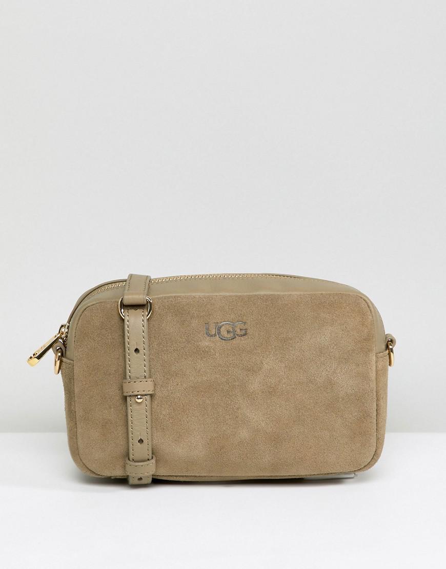Janey Chestnut Sheepskin Crossbody Bag - Chestnut UGG XwusM1NC