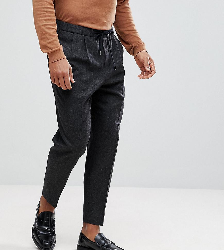 Pantalon Super Skinny Avec Des Poches Cargo - Coeur Et Poignard Brun cgkNx