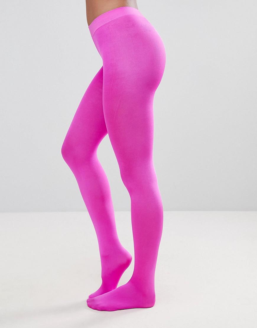 90 Denier High Shine Tights In Purple - Purple Asos Discount Codes Shopping Online Discount Great Deals Best Wholesale Cheap Online Ttbfwbe