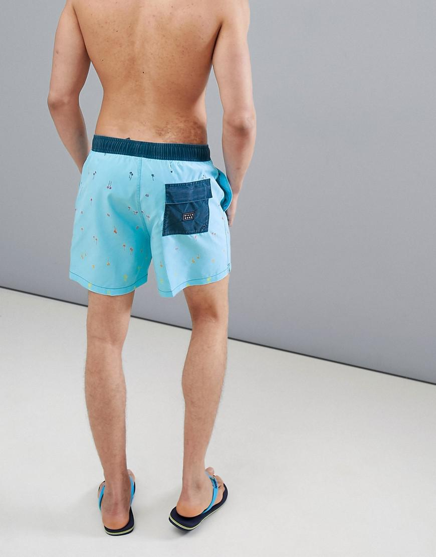 8cb1786af7 Billabong - Sundays Swim Shorts 16 Inch In Blue for Men - Lyst. View  fullscreen