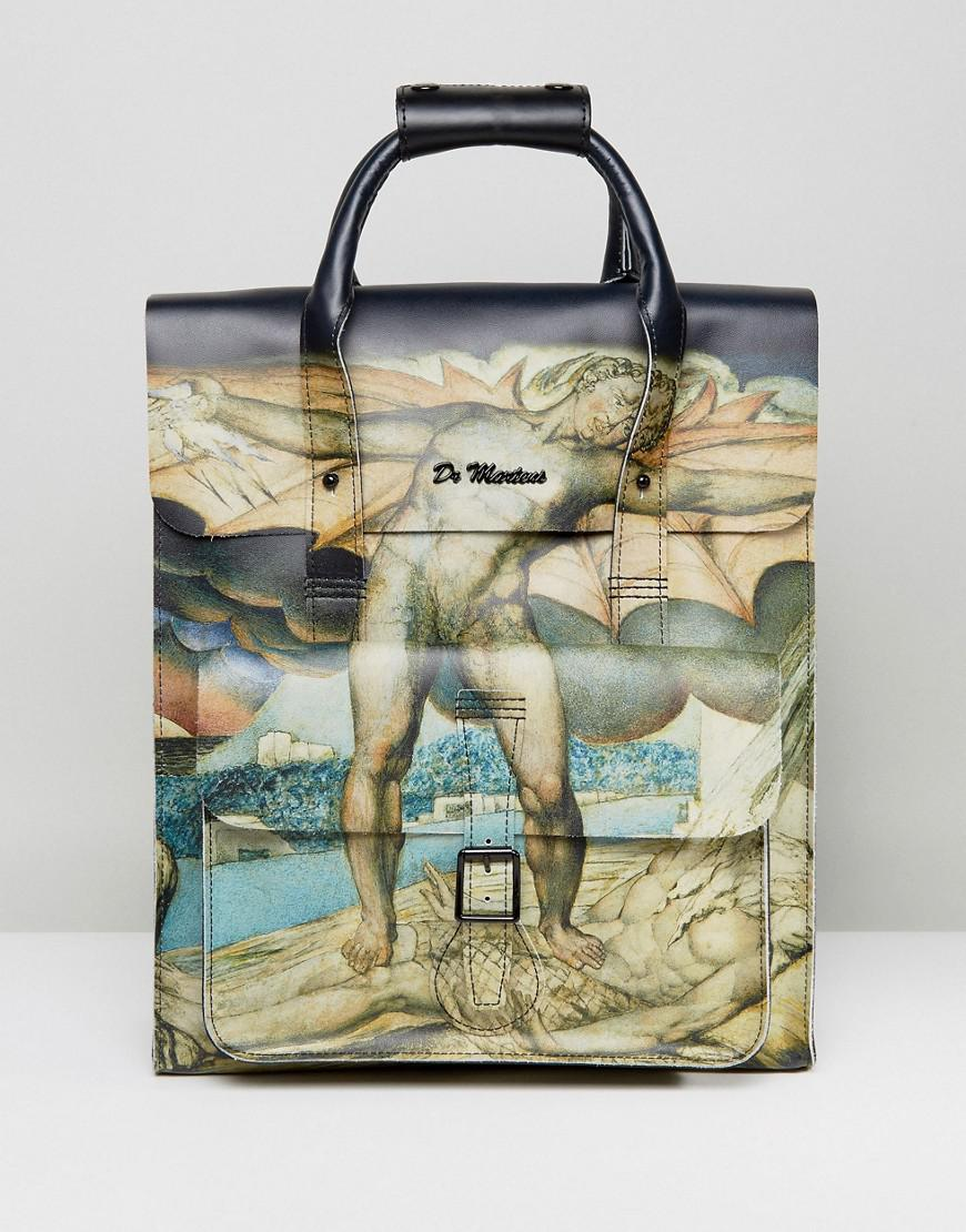 Dr. Martens Leather Backpack William Blake Print for Men - Lyst 4d4983b5ca82f