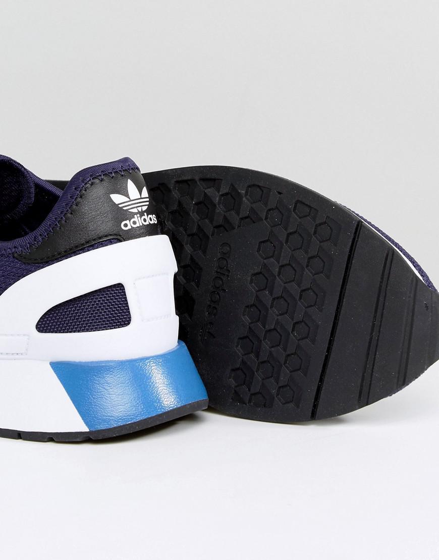 adidas originali n 5923 runner scarpe in marina db0961 in blu
