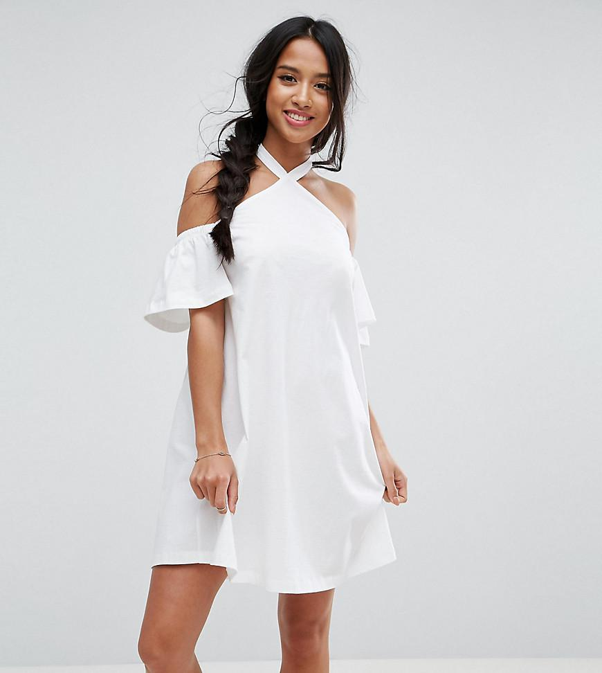 0059777cdcf59e Gallery. Previously sold at  ASOS · Women s Halterneck Dresses ...