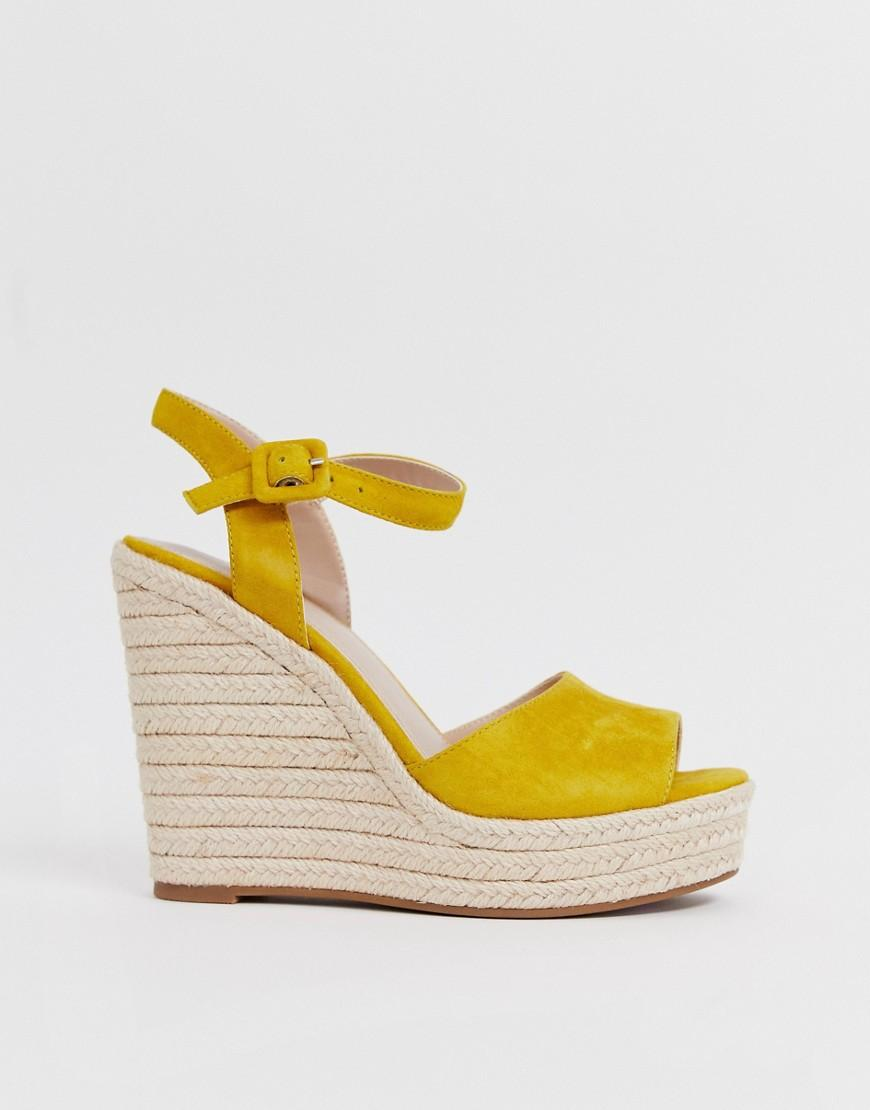 9081c76e4 ALDO Ybelani in Yellow - Lyst
