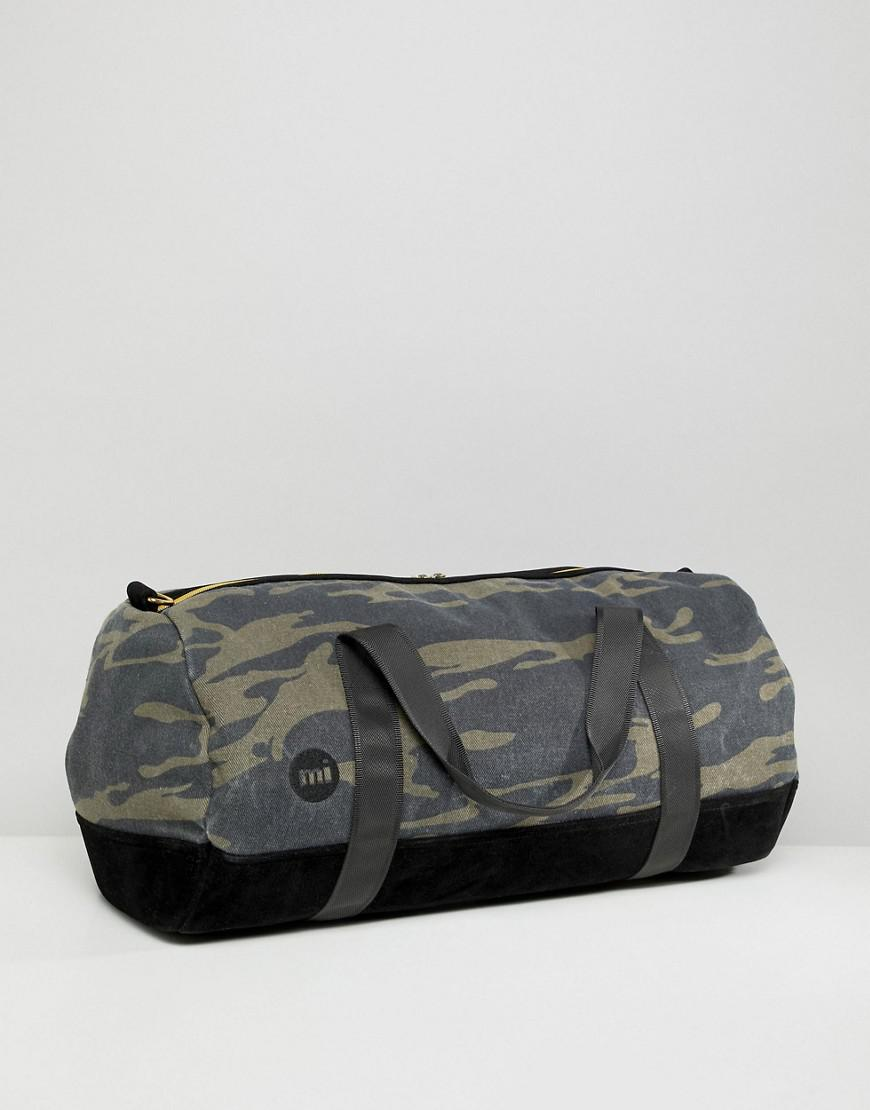 Mi-Pac Canvas Duffel In Camo in Green for Men - Lyst 5850f793f6b4d