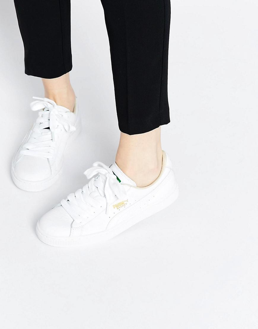 3e5d891bf954 Gallery. Previously sold at  ASOS · Women s Puma Classic Women s Puma  Classic Trainer ...