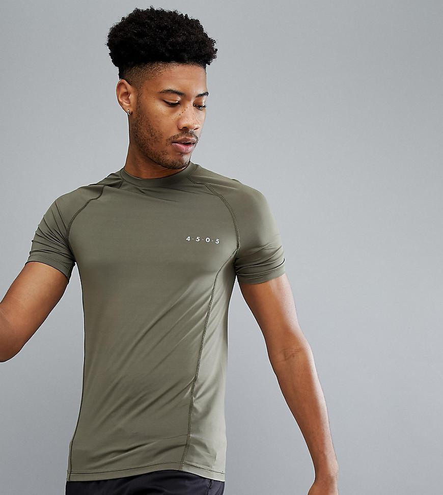 Sale Outlet Store Muscle T-Shirt With Quick Dry 2 Pack SAVE - Green/navy Asos Cheap Footlocker Finishline Sale Online Shop Discount Low Price Hot Sale pdVIDpDd4q