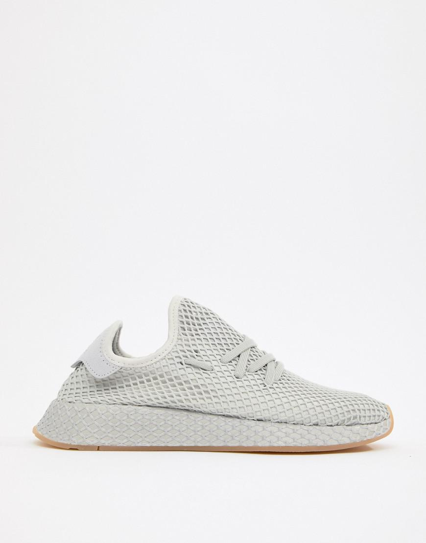 purchase cheap cb199 25e3f adidas Originals Deerupt Runner Sneakers In Gray Cq2628 in Gray for Men -  Lyst