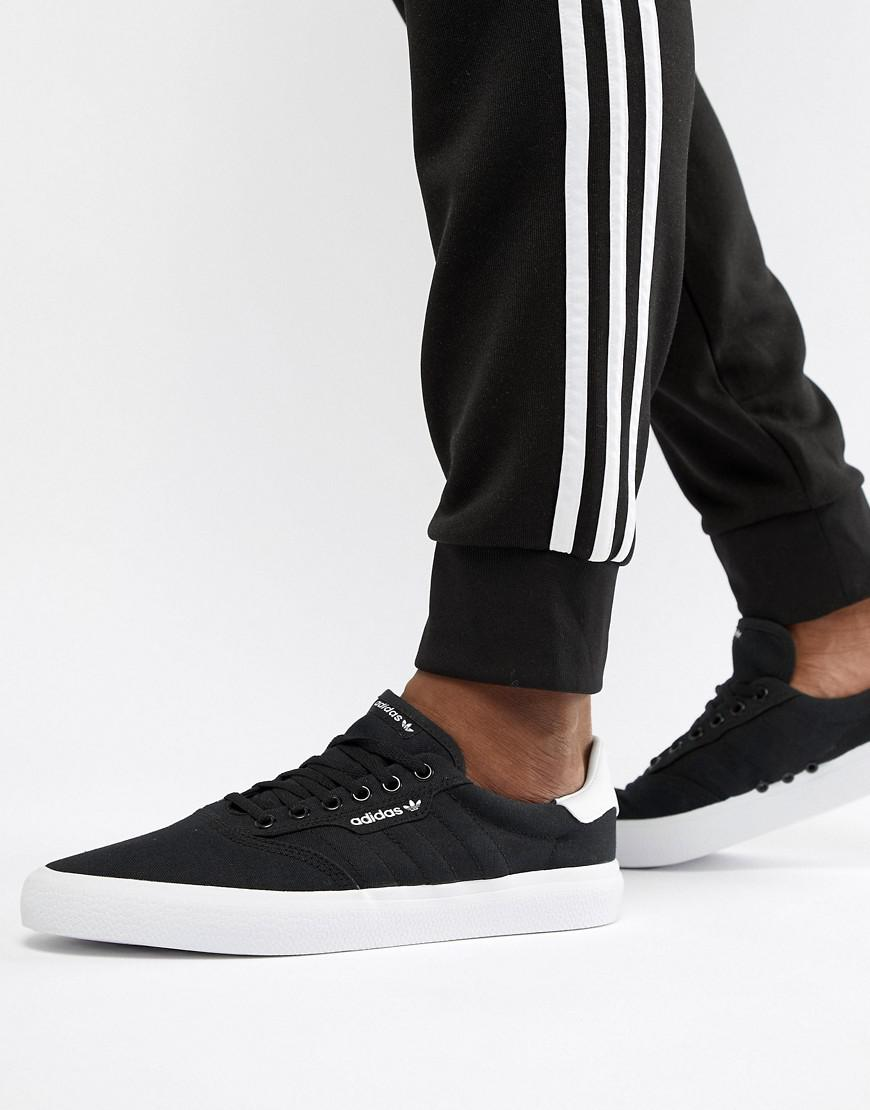 half off 4d7f6 e9792 adidas Originals 3mc Sneakers In Black B22706 in Black for M