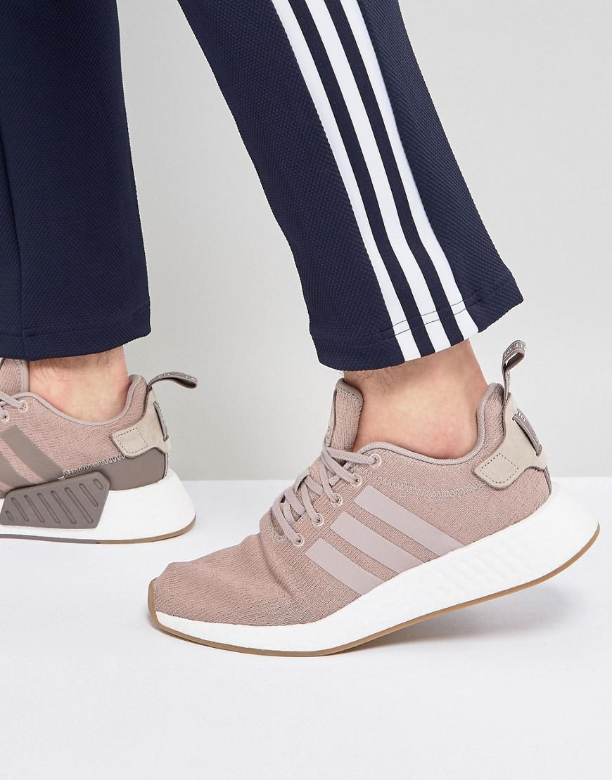 Canada Adidas Nmd R2 Women(Men) Casual, Low Top Shoes Core