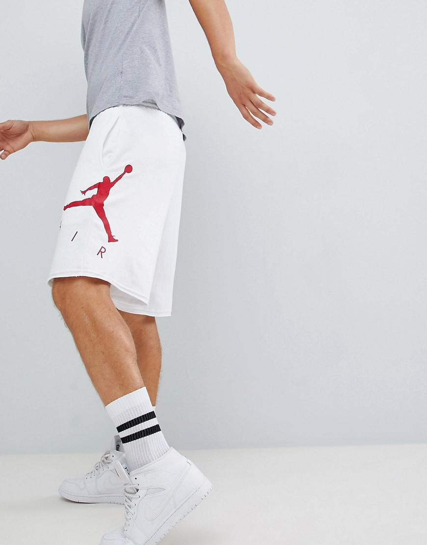 2e31e7cbb Nike Shorts With Air Print In White Aj0807-100 in White for Men - Lyst