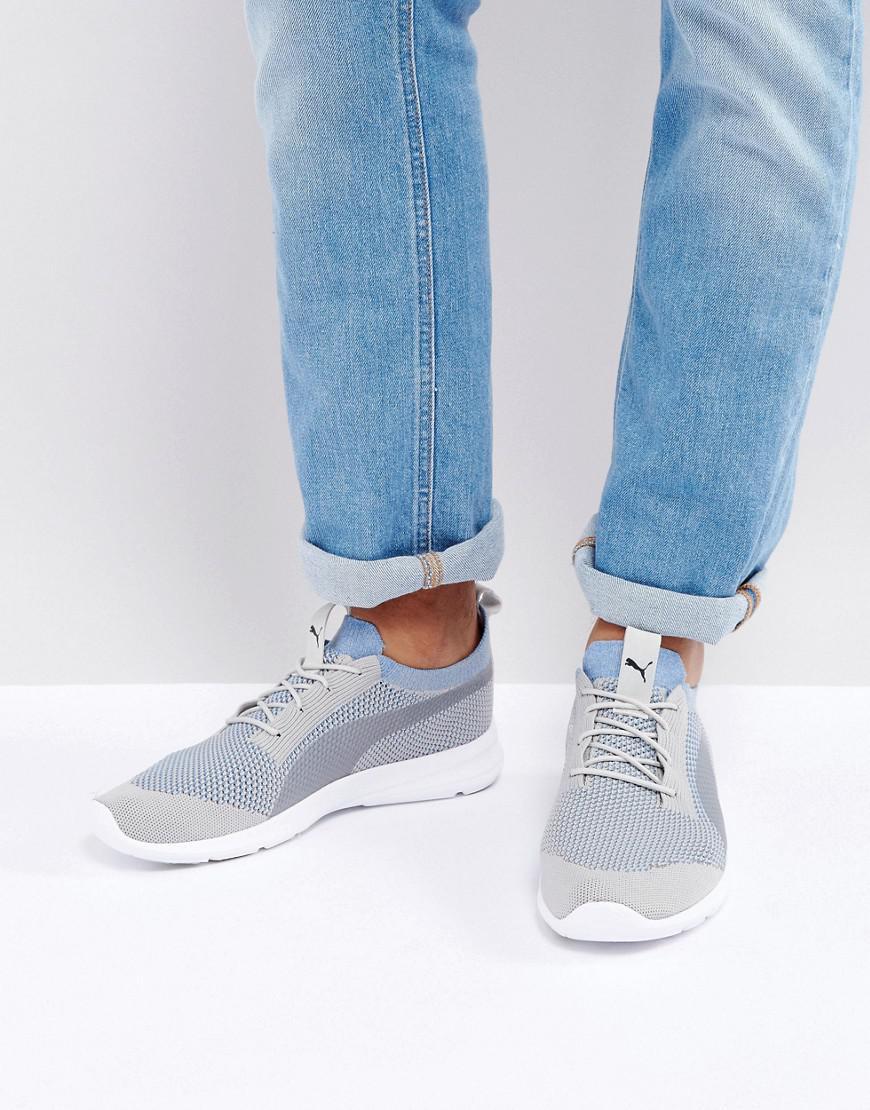 finest selection 6d8e7 38e42 puma-Grey-Duplex-Evo-Knit-Trainer-In-Grey.jpeg