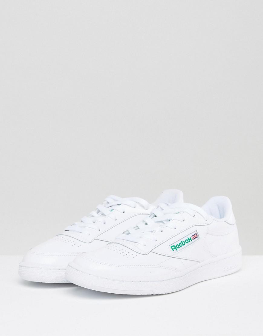 960328247d2 Reebok Club C 85 Trainers In White Ar0456 in White for Men - Lyst